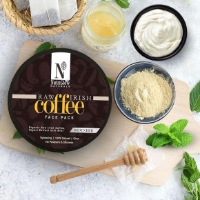 coffee face pack