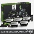 Bamboo Charcoal Facial Kit