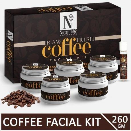 Coffee-Facial-Kit