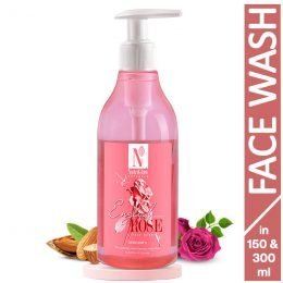 ENGLISH ROSE FACE WASH