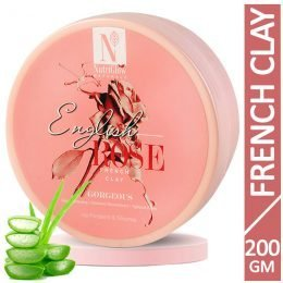 ENGLISH ROSE FRENCH CLAY FACE PACK