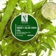 Nutriglow Advanced Organic Aloe Vera Neem Gel