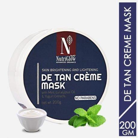 De Tan Creme Mask Primary 200gm