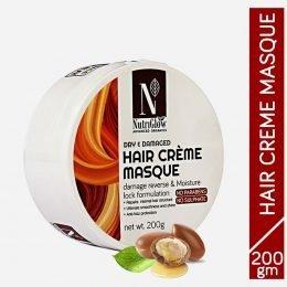 Nutriglow Advanced Organic Hair Creme Masque