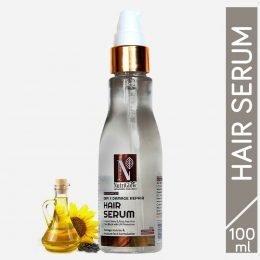 Nutriglow Advanced Organic Dry & Damage Repair Hair Serum