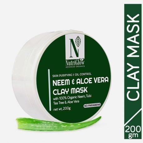 Neem Aloe Vera Clay Mask Primary