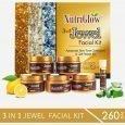 3 In 1 Jewel Facial Kit