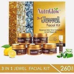 Jewel facial kit