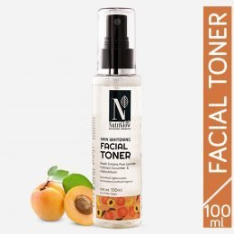 Nutriglow Advanced Organic Skin Whitening Facial Toner