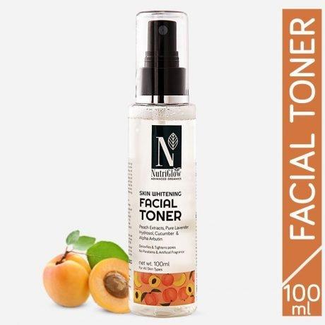 Skin Whitening Facial Toner Primary
