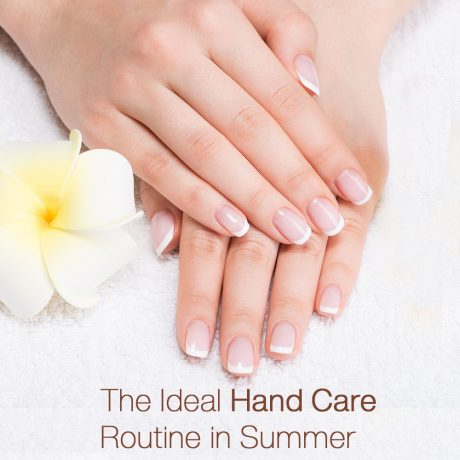The-Ideal-Hand-Care-Routine-in-Summer-(-feature