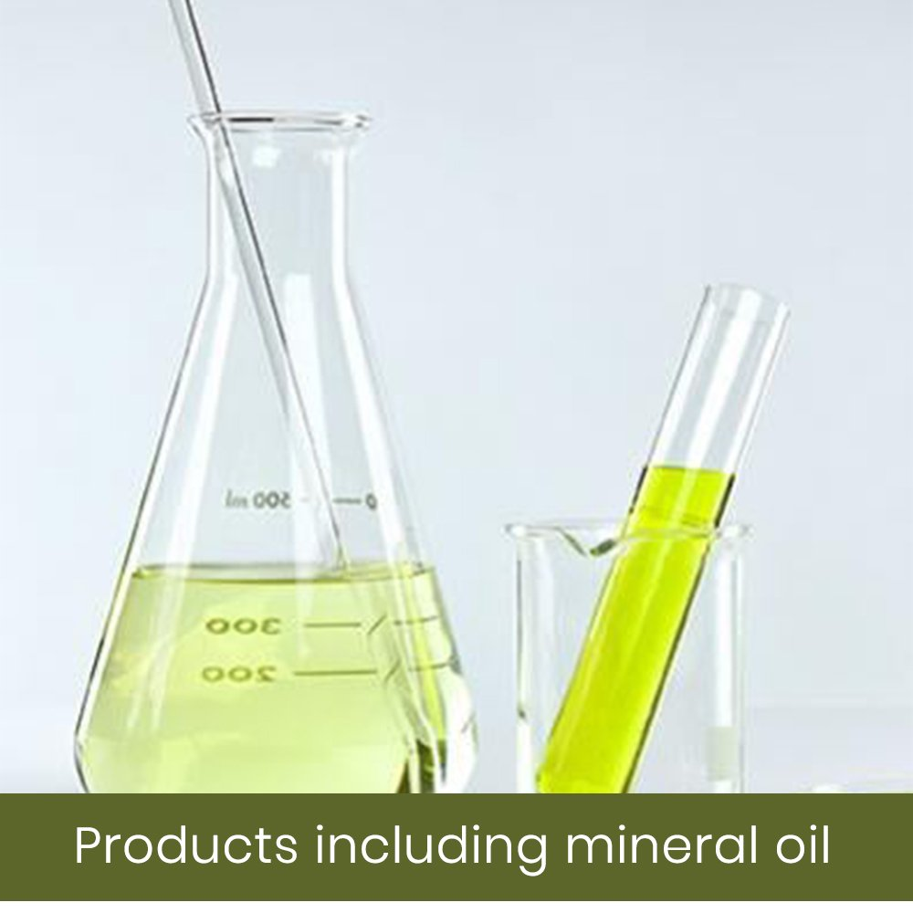 Products-including-mineral-oil