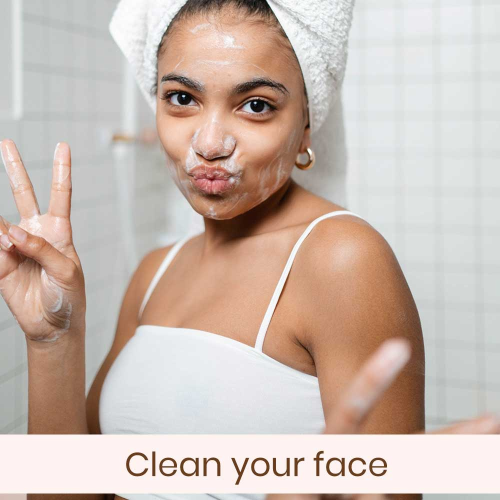Clean-your-face