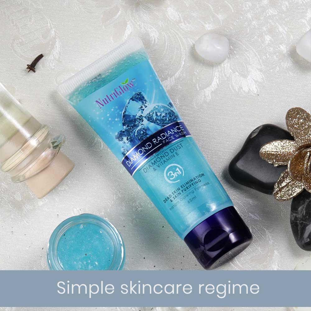 Simple-skincare-regime